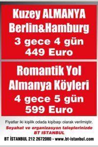 Seyahat ve organizasyon taleplerinizde BT ISTANBUL