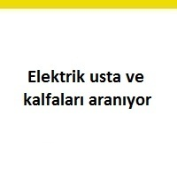 acele elektrik elemanı arayan