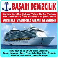 acil gemi personeli iş ilanları, gemi arayanlar, gemi personeli alımı, gemi personeli aranıyor, gemi personeli arayan şirketler, gemi personeli arayanlar eleman ilanları, gemi personeli eleman ilanları