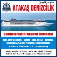 acil gemi personeli iş ilanları, gemi arayanlar, gemi eleman ilanları, gemi elemanı aranıyor, gemi personeli alımı, gemi personeli aranıyor, gemi personeli arayan şirketler, gemi personeli arayanlar eleman ilanları, gemi personeli eleman ilanları, gemi personeli ilanları, gemi personeli iş ilanları, gemilere vasıflı vasıfsız elemanlar, mersin iş ilanı, atakaş denizcilik iş ilanları