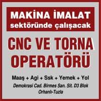 cnc torna elemanı aranıyor, cnc torna elemanı arayan, cnc torna elemanı ilan sayfası, cnc torna elemanı ilanları, cnc torna elemanı ilanları tuzla, cnc torna elemanı iş ilanları, cnc torna elemanı iş ilanları sayfası, cnc torna operatörü aranıyor, cnc torna operatörü iş ilanları, cnc tornacı