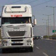 damperli kamyon şoförü