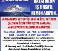 Irmak Denizcilik Gemi Elemanı İş İlanları